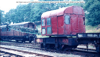 4wh Diesel crane Thomas Smith pres @ Oxenhope KWVR 73-08-26 � Paul Bartlett w