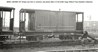 M860 20T Brake van Diag 1649 � Paul Bartlett Collection w