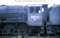 48173 8F Stanier 2-8-0 Built Crewe 06.1943 @ Barry Woodhams 70-11-01 � Paul Bartlett [2w]
