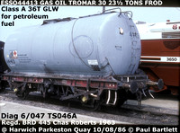 ESSO44413 GAS OIL TROMAR 30 [03]
