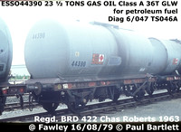 ESSO44390 GAS OIL