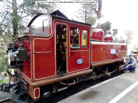 12A at Lakeside on Puffing Billy Railway 19-09-2014 � Paul Bartlett [2]