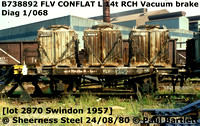 BR Conflat L and L containers FLV ZVV ZSW