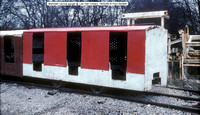 Manrider narrow gauge @ Lea Hall Colliery 90-02-19 � Paul Bartlett w