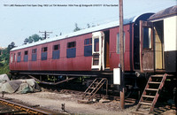 7511 LMS Restaurant First Open Pres @ Bridgnorth 77-07-07 � Paul Bartlett w