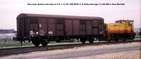 Hercules RH 0-4-0 21 87 238 0670-7 @ Selby Storage 88-04-11 � Paul Bartlett [1w]