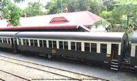 Coach ALR 6001 of Kurunda Scenic Railway, Queensland 28-09-2014 � Paul Bartlett DSC06285