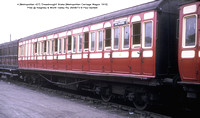 4 [Metropolitan 427] 'Dreadnought' Brake Pres @ Keighley & Worth Valley Rly 73-08-26 � Paul Bartlett w