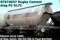 STS74037 Rugby