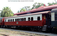 Coach 750 of Kurunda Scenic Railway, Queensland 28-09-2014 � Paul BartlettDSC06286