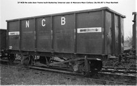 27 NCB No side door Internal user @ Manvers Main Colliery 87-05-26 © Paul Bartlett w