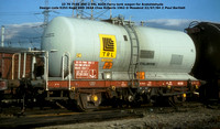 TRL Traffic Services Ltd ICI chemical tank wagon Diag E253 BR registered