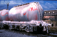 TC9009 = 461-09 Tunnel Cement @ Kings Cross Goods 79-03-01 © Paul Bartlett [2w]