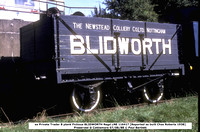 Fictious BLIDWORTH Preserved @ Cottismore 88-08-07 © Paul Bartlett w