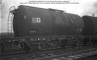 SUKO65606 ex SMBP3407 Class B Gas Oil @ Wellingborough 81-03-22 � Paul Bartlett w