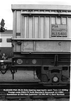 RLS5400 PSA @ Old Oak Common 85-09-15 © Paul Bartlett [2w]