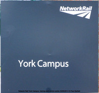 Network Rail York Campus, training and control centre 2014-05-03 � Paul Bartlett [12w]