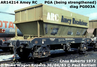 AR14214 Amey RC PGA being strengthened)