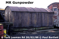 MR Gunpowder