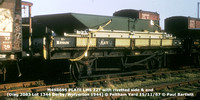 LMS 4wh & Bogie Plates and Double Bolster