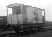 Unknown LNER Toad @ Whitemoor 80-06-28 � Paul Bartlett w