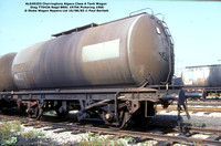 ALG49253 Charringtons Class A  @ Stoke Wagon Repairs Ltd 83-08-10 � Paul Bartlett w