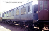 [DM395222 10257] LMS Inspection Saloon Pres @ Swanwick Junction MRT 77-06-04 � Paul Bartlett [1w]