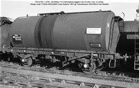 TRL51781 = A781 TTA Charringtons lagged tank @ Thameshaven 86-01-25 � Paul Bartlett w