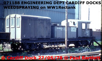 ABP Cardiff Docks including Tidal Sidings