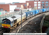 66419 on refuse @ York 2014-02-10  � Paul Bartlett [03w]
