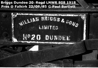 Briggs Dundee 20 [2]
