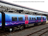 51117 of 185117 TPE @ York Station 2014-07-04 � Paul Bartlett [0w]