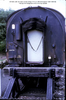 M13045 LMS 3rd class corridor Pres @ Bridgnorth 73-07-07 � Paul Bartlett w