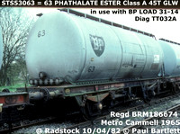STS53063=63 PHATHALATE ESTER