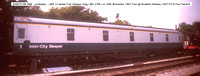 [DB975188 398] (probably) LMR 12 wheel First Sleeper Pres @ Bluebell Railway 75-07-10 � Paul Bartlett w
