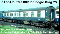 BR Mark 1 coaching stock