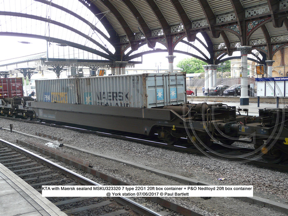 Paul Bartlett's Photographs | Touax Rail Ltd ex GERS 'Pocket