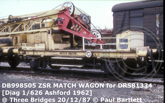 34n DB998505 ZSR MATCH WAGON