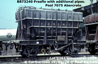 BR Presflo with additional pipe CPV