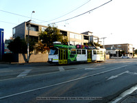 164 Route 16 Melbourne tram @ St. Kilda 15 May 2017 © Paul Bartlett