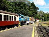 1774 & 1756 at Kurunda Station of Kurunda Scenic Railway, Queensland 28-09-2014 � Paul Bartlett DSC06302