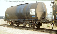TRL51788 Charringtons TTA lagged tank @ Thameshaven 92-04-11 � Paul Bartlett w