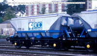 375067 CDA China clay @ Exeter Riverside 87-10-29 � Paul Bartlett [1w]
