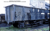 28 NCB Non door Internal user @ Manvers Main Colliery 87-05-26 © Paul Bartlett w