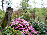 Thailand hand @ Himalayan garden and sculpture park, Grewelthorpe � Paul Bartlett [1r]