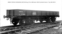 B949091 STRIPCOIL RAVENSCRAIG GARTCOSH Diag 1-413 Lot 3399 Swindon 1960 © Paul Bartlett Collection 17 Sep 1963 OW-152 w