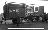 Experimental wagons - pallet open, car