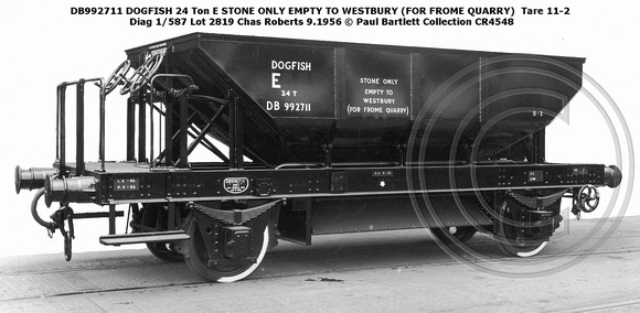 DB992711 DOGFISH © Paul Bartlett Collection CR4548