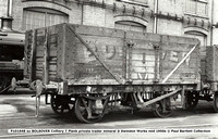 P101648 ex Bolsover Colliery private trader mineral @ Swindon Works © Paul Bartlett Collection W