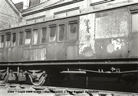 3380  bogie GWR coach - departmental © Paul Bartlett Collection [1w]
